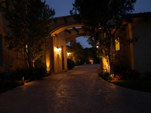 Thousand Oaks Exterior Lighting Modern Outdoor  Lighting