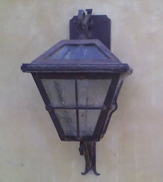 Thousand Oaks Exterior Lighting Sconce